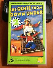 GENIE FROM DOWN UNDER Vol 2 - VHS