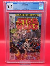 Star Wars #2 CGC 9.4 White Pages Pristine Slab FREE SHIPPING!