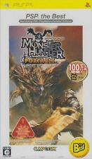 Used PSP Monster Hunter Portable SONY PLAYSTATION JAPAN IMPORT