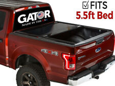 GatorTrax Matte (fits) 2015-2018 Ford F150 5.5 FT Retractable Tonneau Bed Cover
