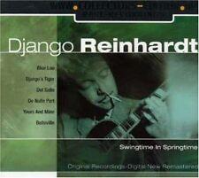 Django Reinhardt Swingtime in springtime Neu
