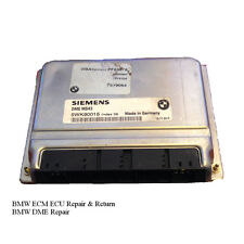 BMW ECM Repair  BMW Engine Computer Repair & Return BMW DME Repair