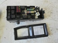 2012 isuzu rodeo denver max 3 0 4jj1 fuse box black