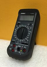 Tenma 72-4025, 3 1/2 Digit, LCD Display, Handheld, Digital Multimeter + Case