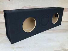 """Custom 2 10"""" Ported / Vented Sub Box Subwoofer Enclosure for a Cadillac Escalade"""