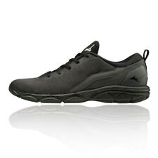 Mizuno Mens Ezrun 2 Running Shoes Trainers Sneakers Black Sports Breathable