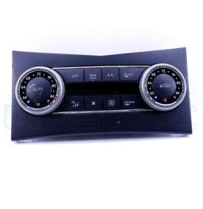Mercedes C300 C350 C63 GLK350 Auto Climate Heater A/C Temperature Control OEM