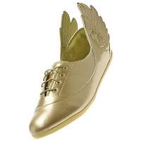 Adidas Jeremy Scott Wings Easy Five MI Sneaker Turnschuhe Trainers Schuhe Gold