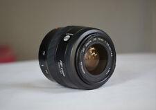 Minolta A-mount Camera Lenses