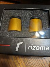 Rizoma MA510G Conical Bar Ends in Gold Kawasaki BMW