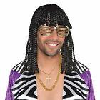 Supafreak Wig Costume Accessory Adult Halloween