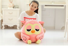 50CM Big Owl plush Giant Large Stuffed Soft toy Doll Pillow Christmas kids Gift