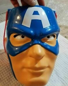 Captain America perfect Easter basket for your super hero MARVEL comic USA +