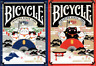 Bicycle Maneki Neko Playing Cards 2 Deck Set - Limited Numbered Edition - SEALED