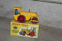 Dinky Toys 90A rouleau compresseur Richier en boite (France)