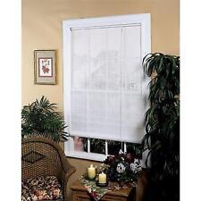 Vinyl White Window Blinds And Shades Ebay