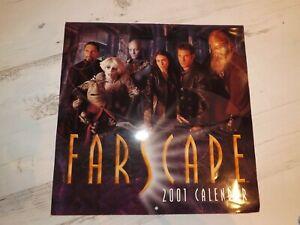 Farscape Calendar 2001