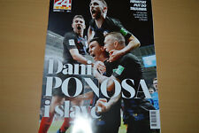 CROATIA SOCCER TEAM DAYS OF GLORY AND PRIDE World Cup magazine collectors issue