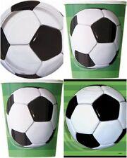Articoli per feste e occasioni speciali, tema calcio