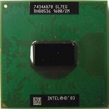 Procesador CPU Intel Pentium M 725 SL7EG 1.60Ghz 2M 400Mhz