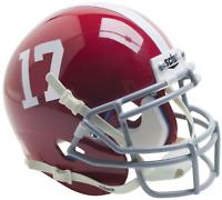 ALABAMA CRIMSON TIDE NCAA Schutt XP Authentic MINI Football Helmet