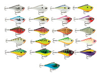 Rapala RPR06 Rippin' Rap 2 1/2 inch Lipless Crankbait Bass, Walleye Fishing Lure