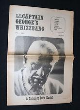 The Captain George's Whizzbang Vol.1 #3 (Grade: FINE+) 1968