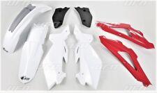 Plastik Satz Kit Husqvarna TE 125 (4-Takt) - Bj. 2011-2013 OEM