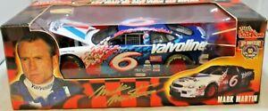 Racing Champions Signature Driver Series NASCAR 1:24 #6 Mark Martin