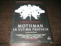 Mothman La Ultima Prophecy DVD Richard Gere Laura Linney Sigillata Nuovo