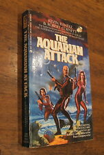 The Aquarian Attack by Kevin Randle and Robert Cornett PB