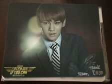 SHINee Key Catch Me If You Can Korea Musical Official Lenticular Mouse Pad