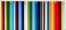 Effetre T019M Salbei Grün 5//6mm Transparente Glasstäbe maschinengezogen