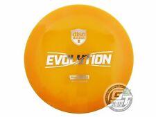 New Discmania 1st Run Evolution Neo Enigma 173g Orange Silver A Driver Golf Disc