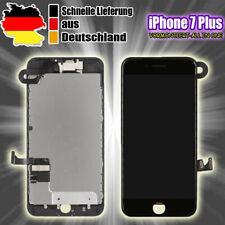 Für iPhone 7 PLUS Display LCD Ersatz mit RETINA VORMONTIERT Komplett Schwarz DE