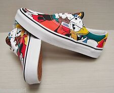 Vans X Disney Kids Era Mickey & Friends Multi  VN-0YMAGHF Size:1.5