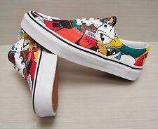Vans X Disney Kids Era Mickey & Friends Multi  VN-0YMAGHF Size:1.5
