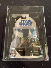 Star Wars The Clone Wars 2008 #3 YODA AFA U90