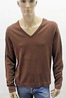 Maglione TOMMY HILFIGER Uomo Pull Sweater Man Taglia Size L