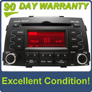 KIA Sorento Radio Stereo Receiver MP3 CD Player Bluetooth Sirius Satellite OEM
