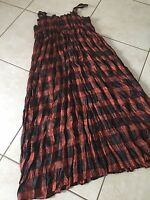 Robe Issey Miyake Pleats Please Taille 3 Legere