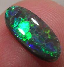 CS046 N2 4/5 black opal solid Lightning Ridge 0.97ct