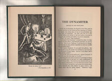 Robert Louis Stevenson DYNAMITER w Glassine Dust Jacket