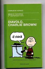 Schulz # DIAVOLO, CHARLIE BROWN! # Baldini 2000 Peanuts