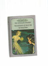 THE BUNGALOW MYSTERY/THE MYSTERY AT LILAC INN-Carolyn Keene