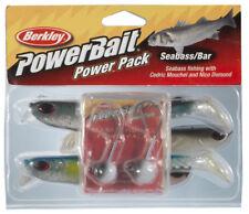 Berkley PowerBait SEABASS Pro Lure Fishing Pack - 1210495