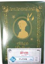 D.gray-man Hallow Note Book Memo Allen Walker Green Hoshino Anime NFS F/S