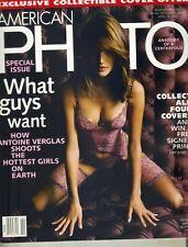ALESSANDRA AMBROSIO American Photo Magazine March/April 2002