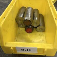 Reststücke Stahl ST52 Ø 38 mm, ca 84 mm lg (D-12)