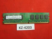 SAMSUNG 2GB PC2-6400 DDR2-800 DDR2 SDRAM 800/667/533 MHz DIMM Desktop
